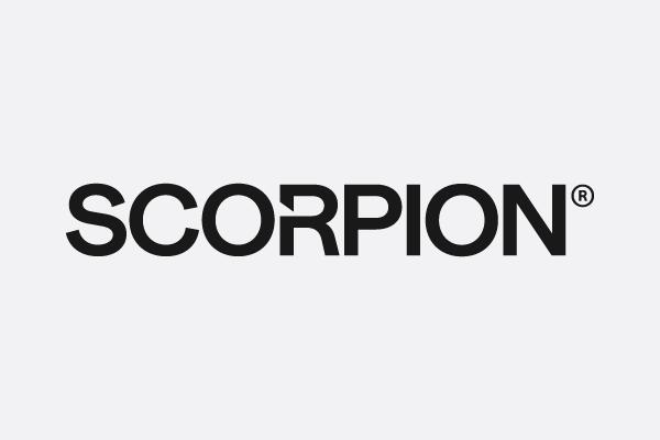 Scorpion Wordmark
