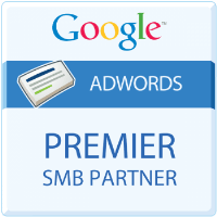 Google Adwords Premier SMB Partner Icon