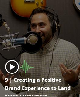 Screenshot of episode 9's speaker - Peter Harabedian.