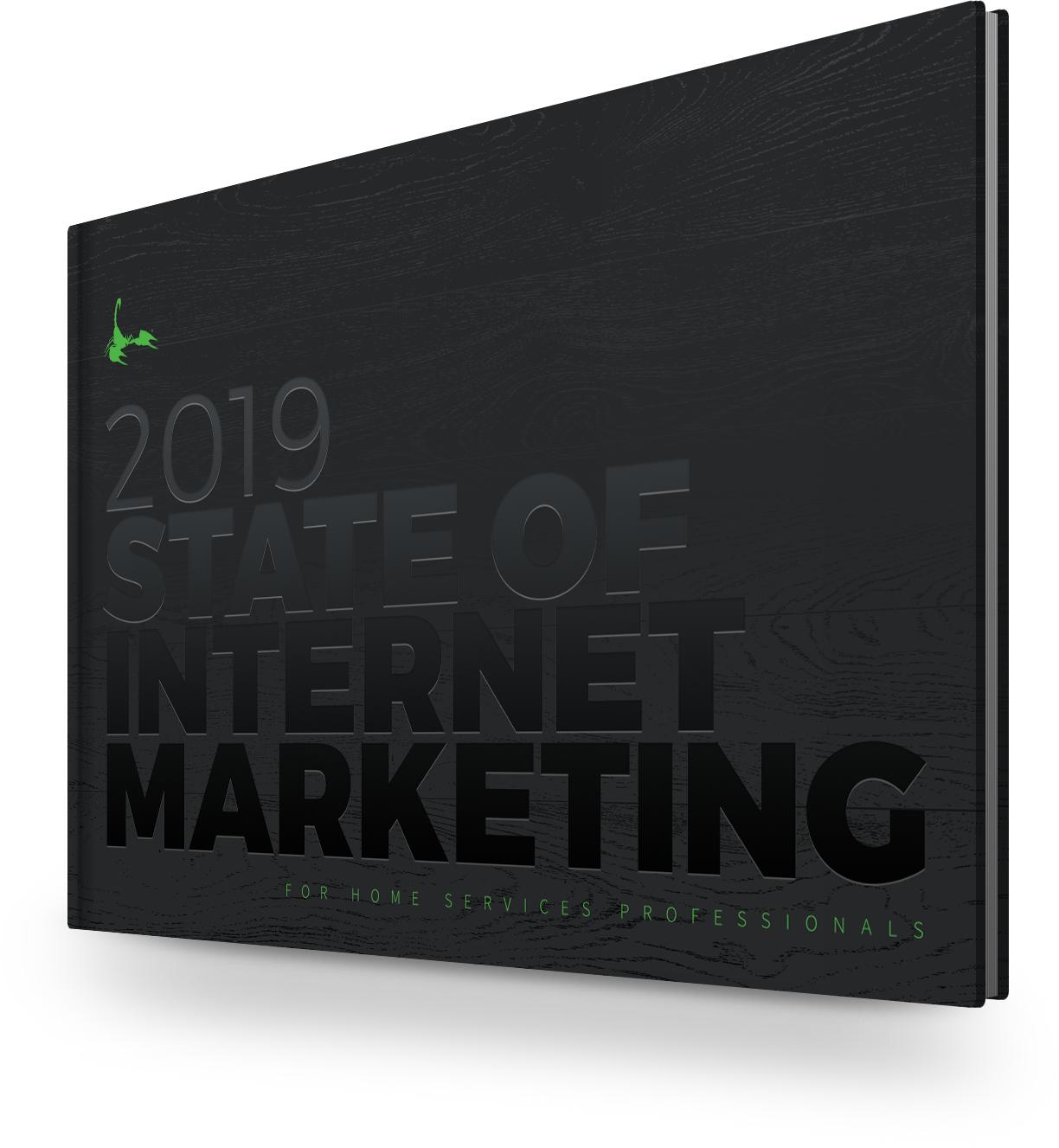 Image of the State of Internet Marketing book.